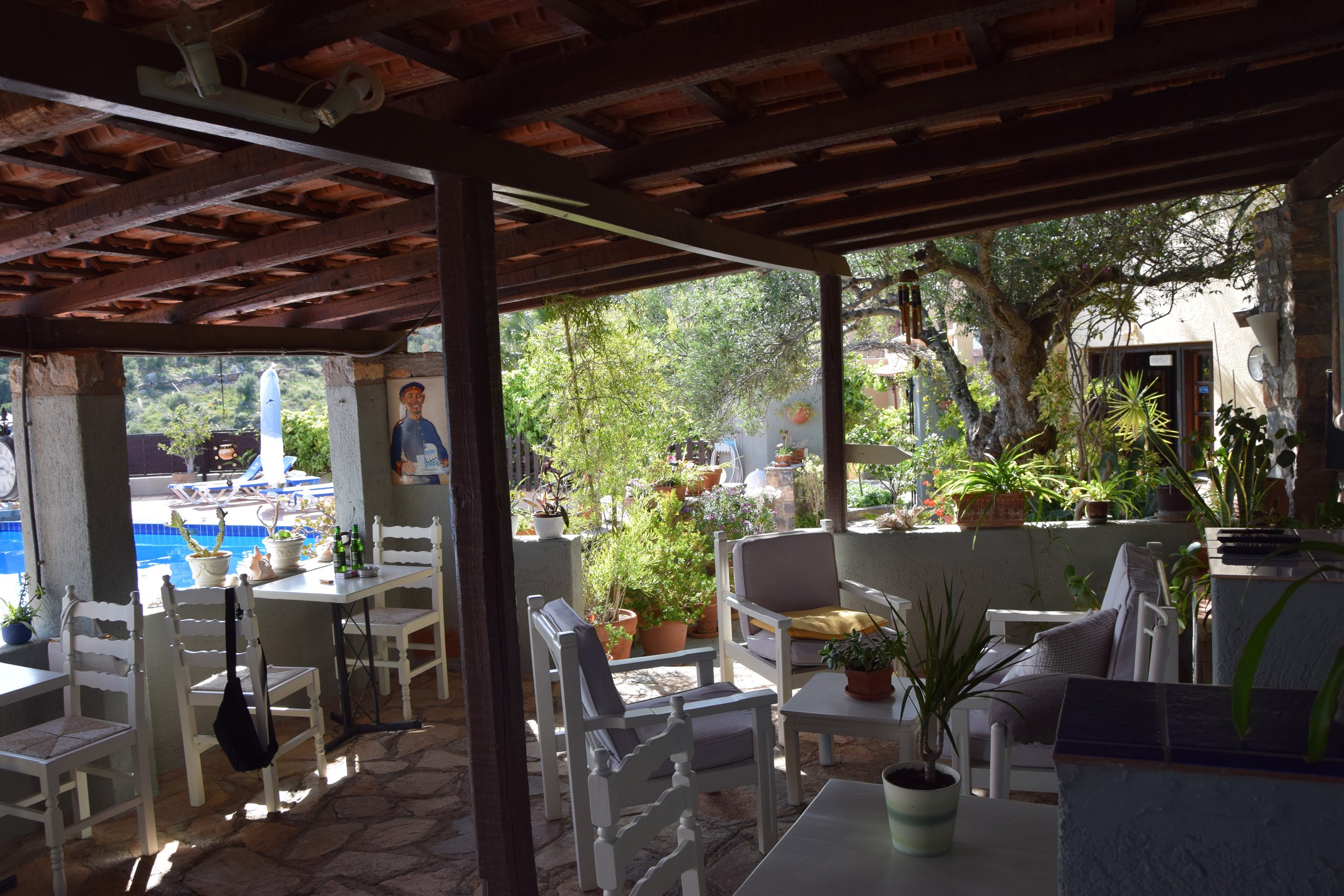 Agios Nikolaos Crete Apartments - Bar 2 - Villa Galini