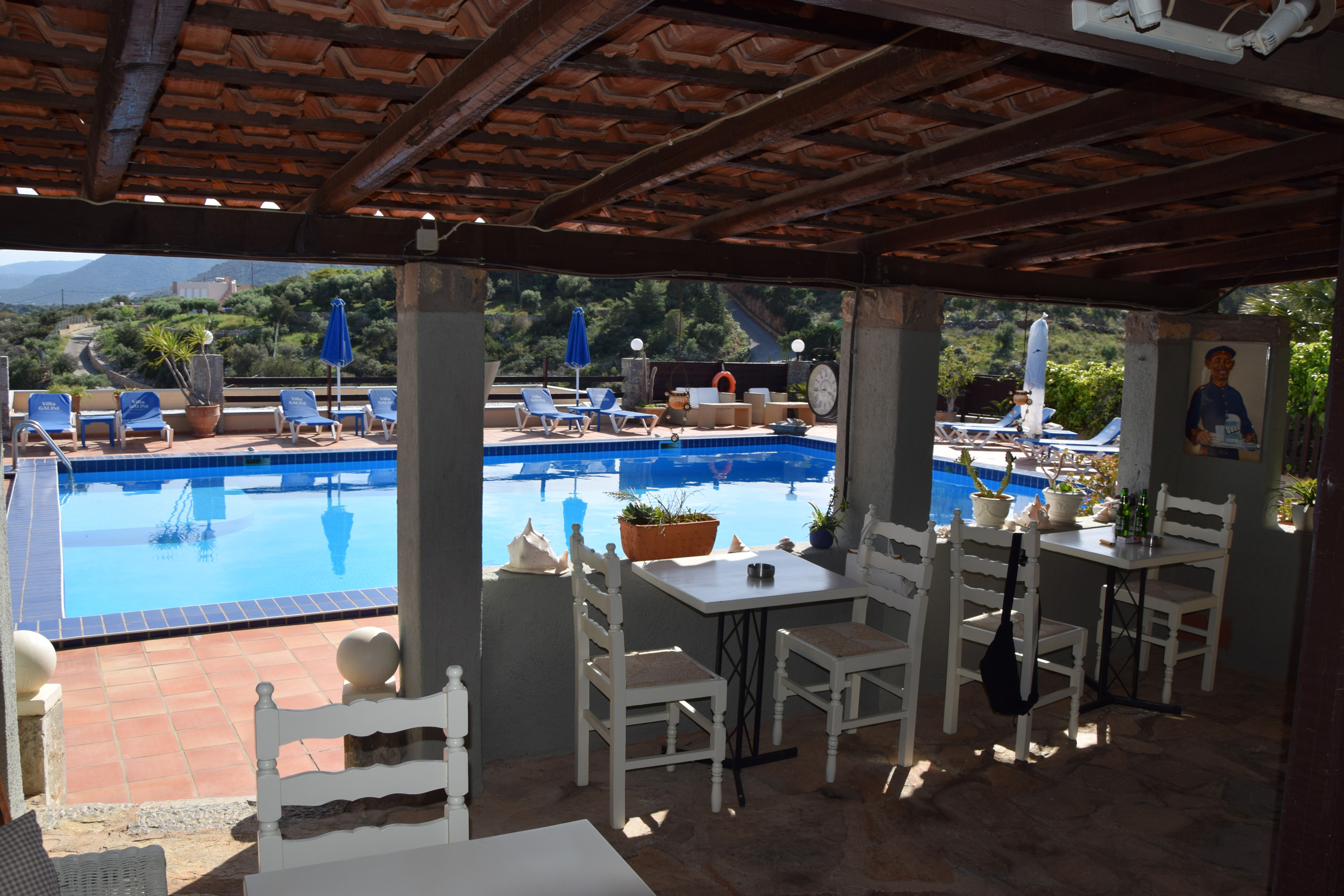 Agios Nikolaos Crete Apartments - Bar 3 - Villa Galini
