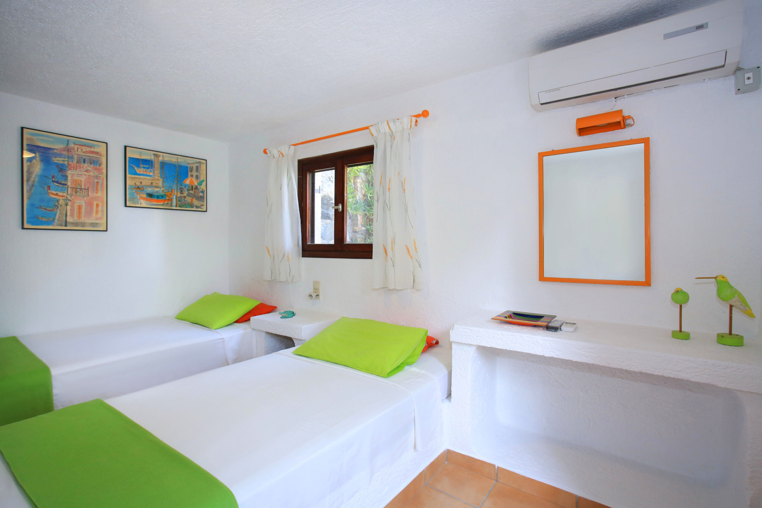 Economy Apartment Ground Floor - Villa Galini Apartments Agios Nikolaos, Crete, Greece 2