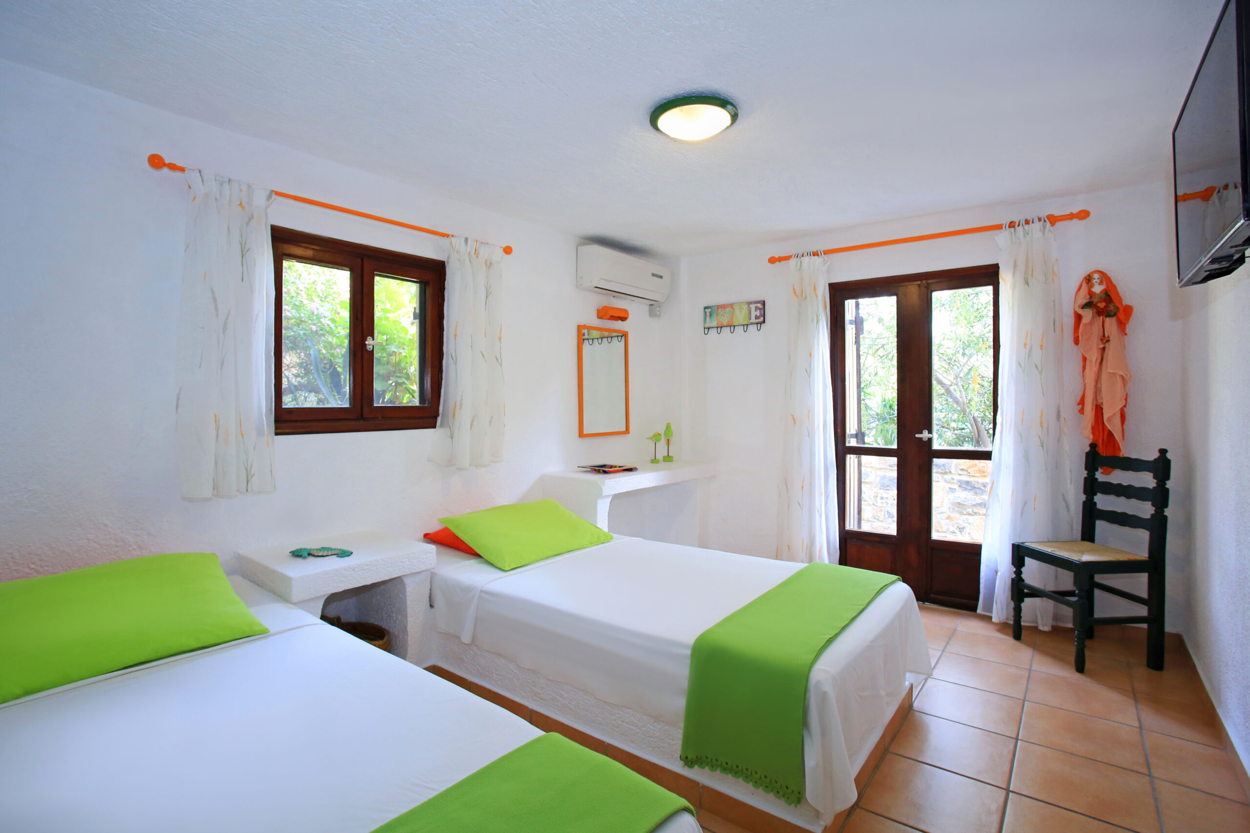 Economy Apartment Ground Floor - Villa Galini Apartments Agios Nikolaos, Crete, Greece 3