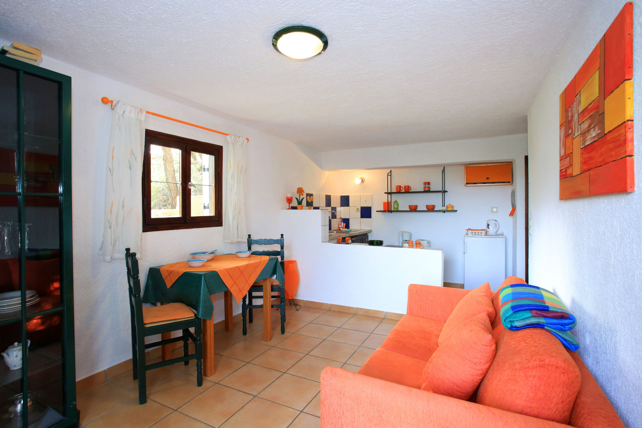 Economy Apartment Ground Floor - Villa Galini Apartments Agios Nikolaos, Crete, Greece