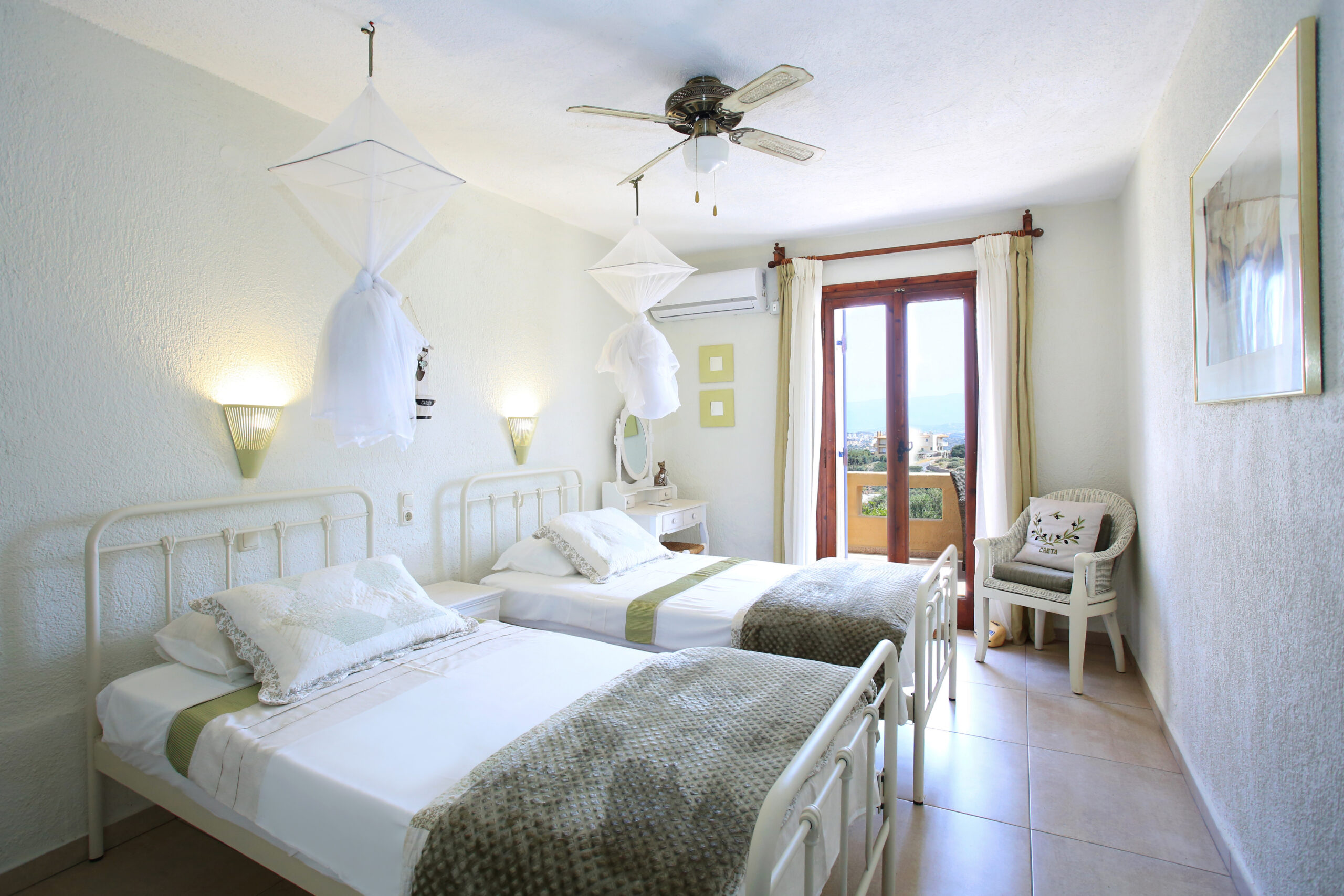 One Bedroom Apartment with Sea View - Villa Galini Apartments Agios Nikolaos, Crete, Greece 5